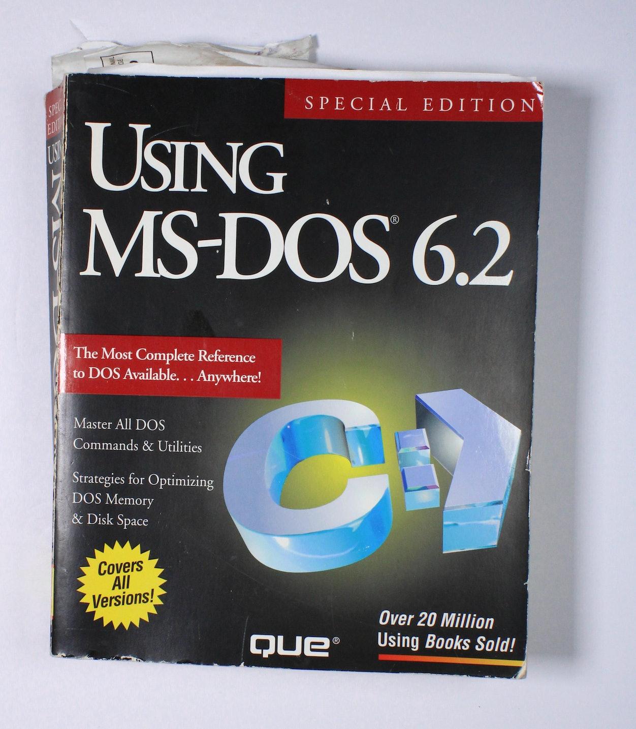 Using MS-DOC 6.2