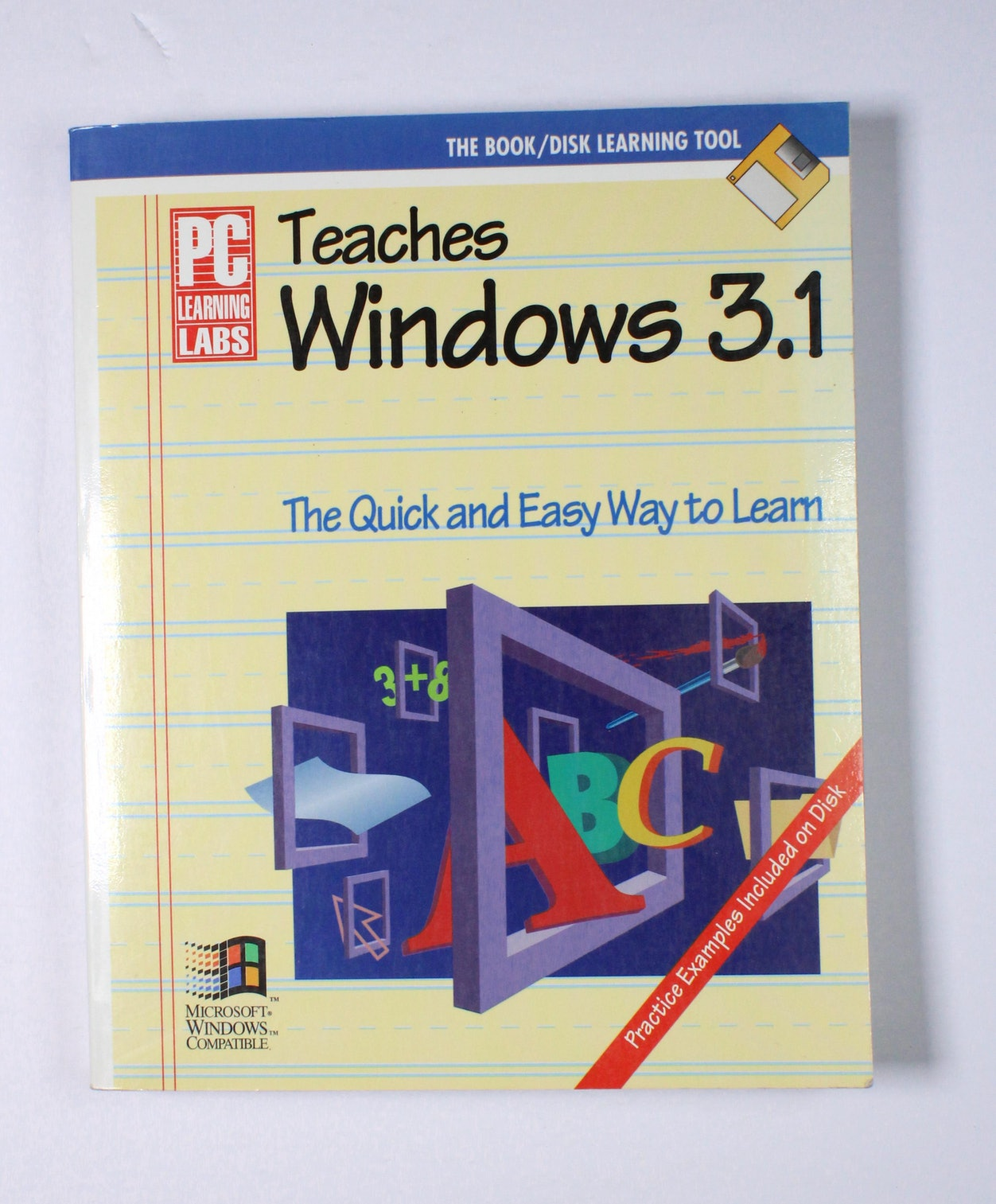 PC Learning Labs Teaches Windows 3.1