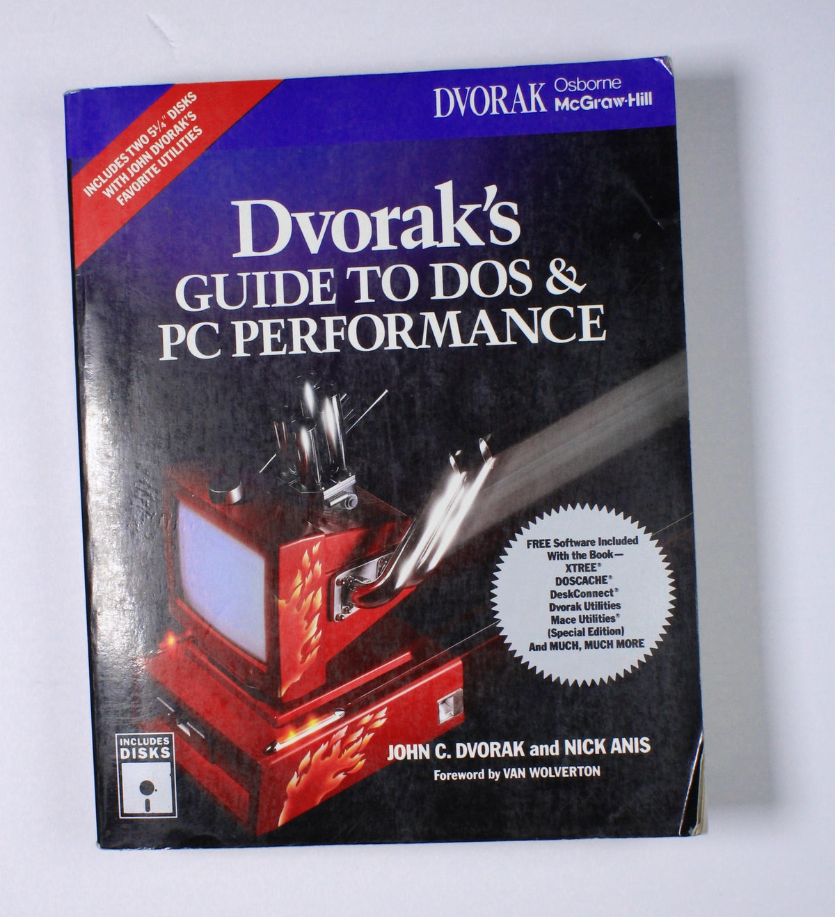 Dvorak's Guide to DOS and PC Performance