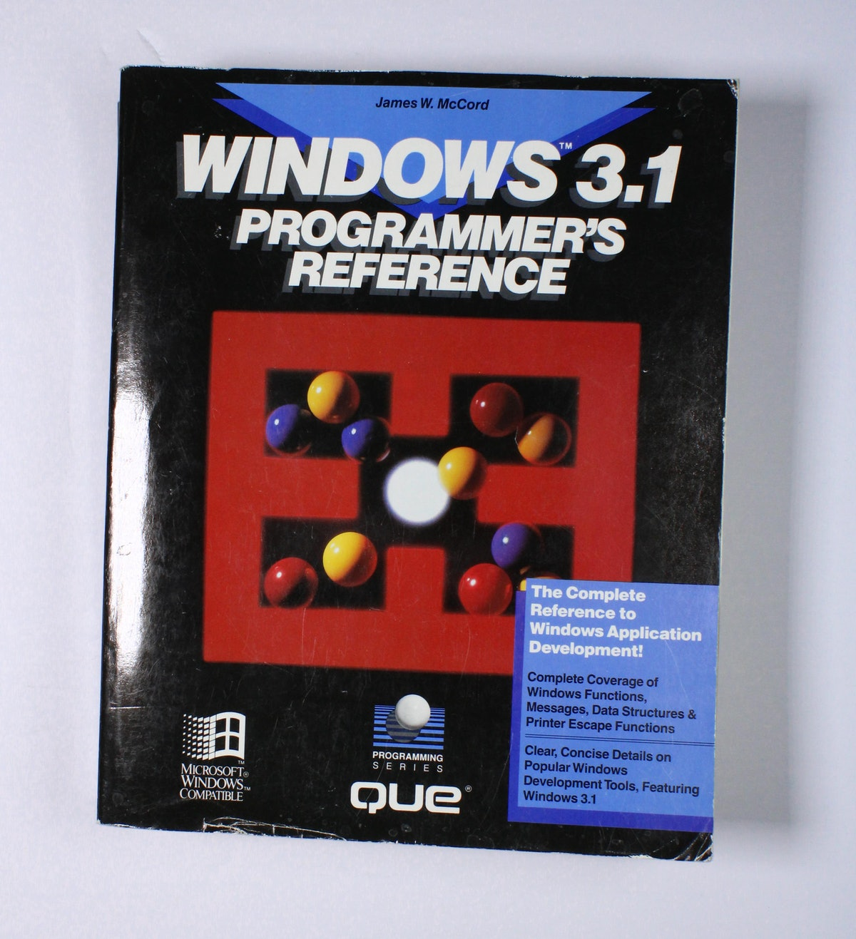 Windows 3.1 Programmer's Reference