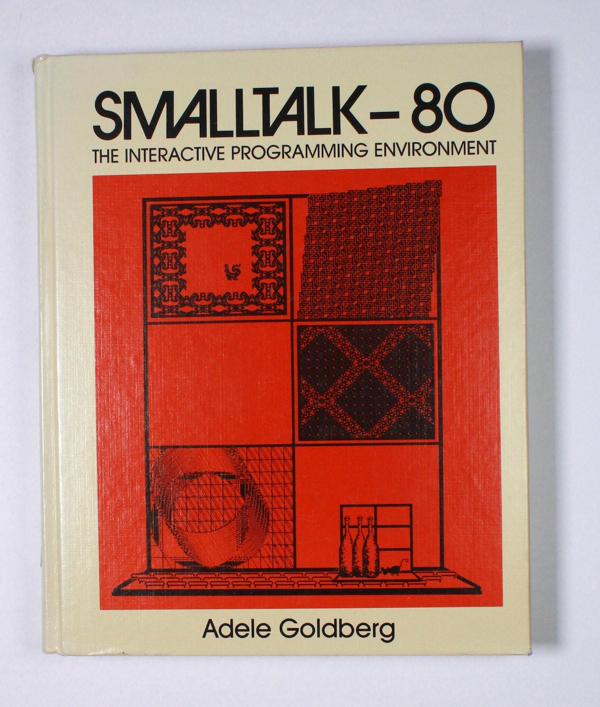 Smalltalk--80: The Interactive Programming Environment