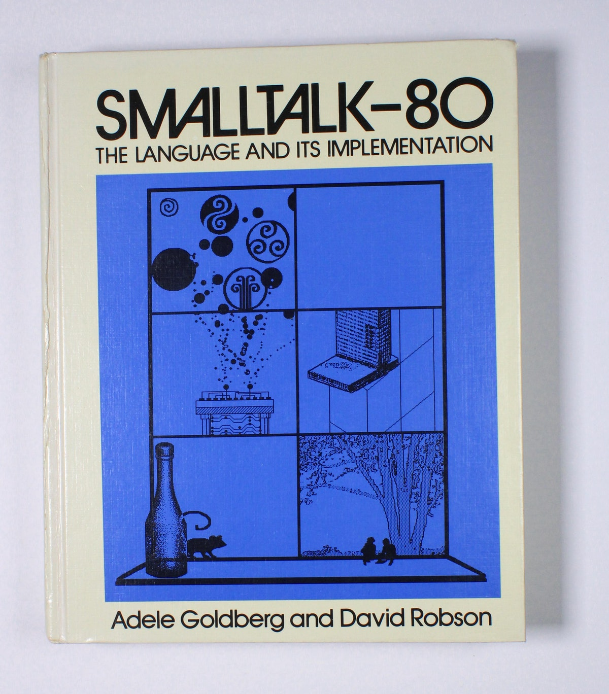 Smalltalk--80: The Language and Its Implementation