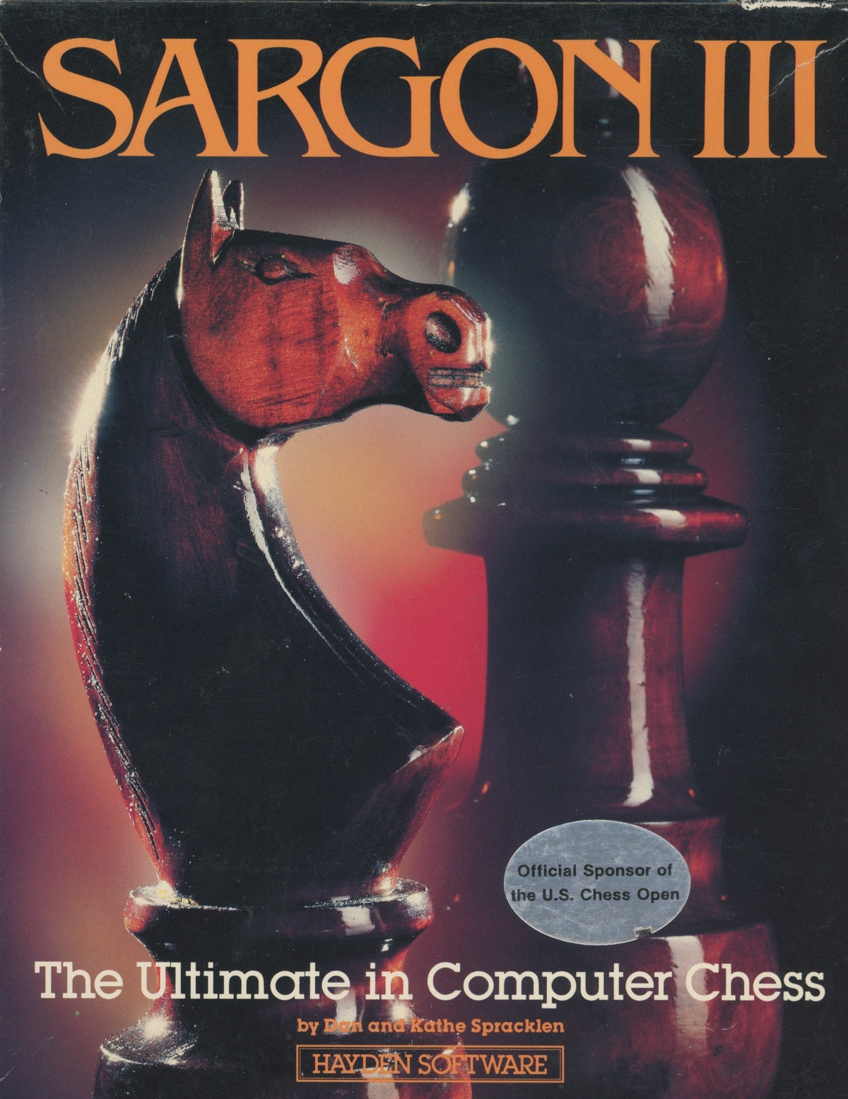 Sargon III: The Ultimate in Computer Chess