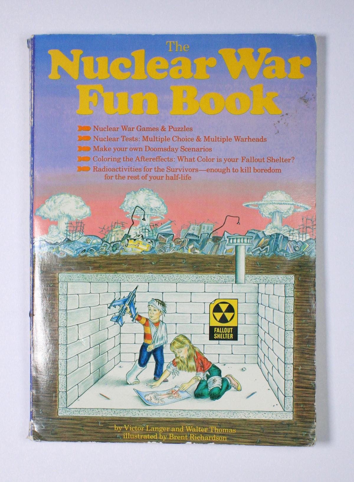 The Nuclear War Fun Book
