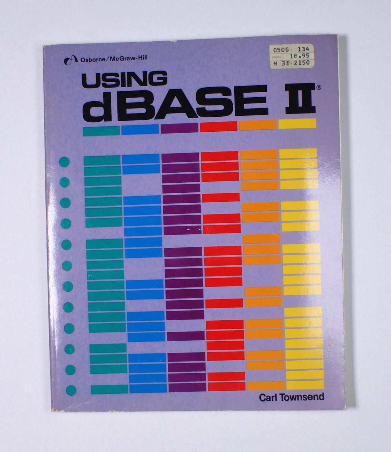 Using dBase II