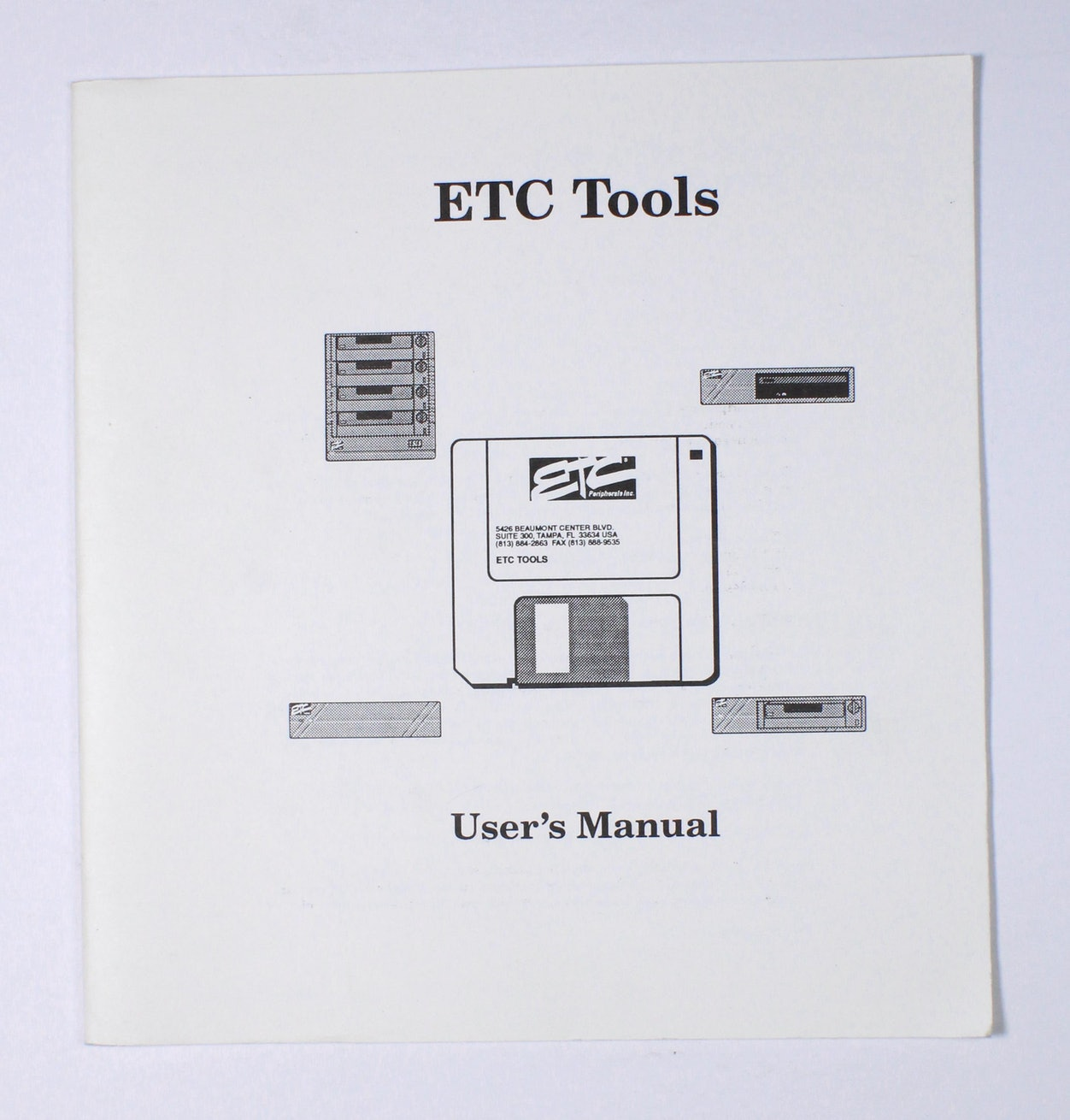 ETC Tools User's Manual