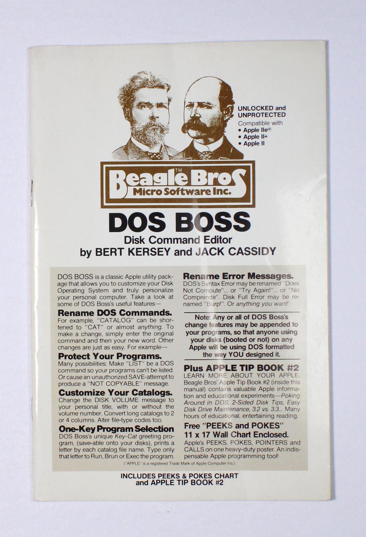 DOS Boss