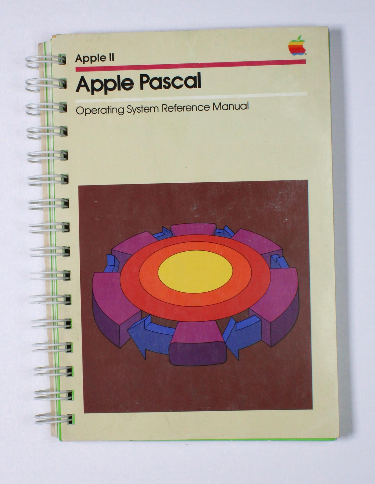 Apple Pascal Operating System Reference Manual for Apple II