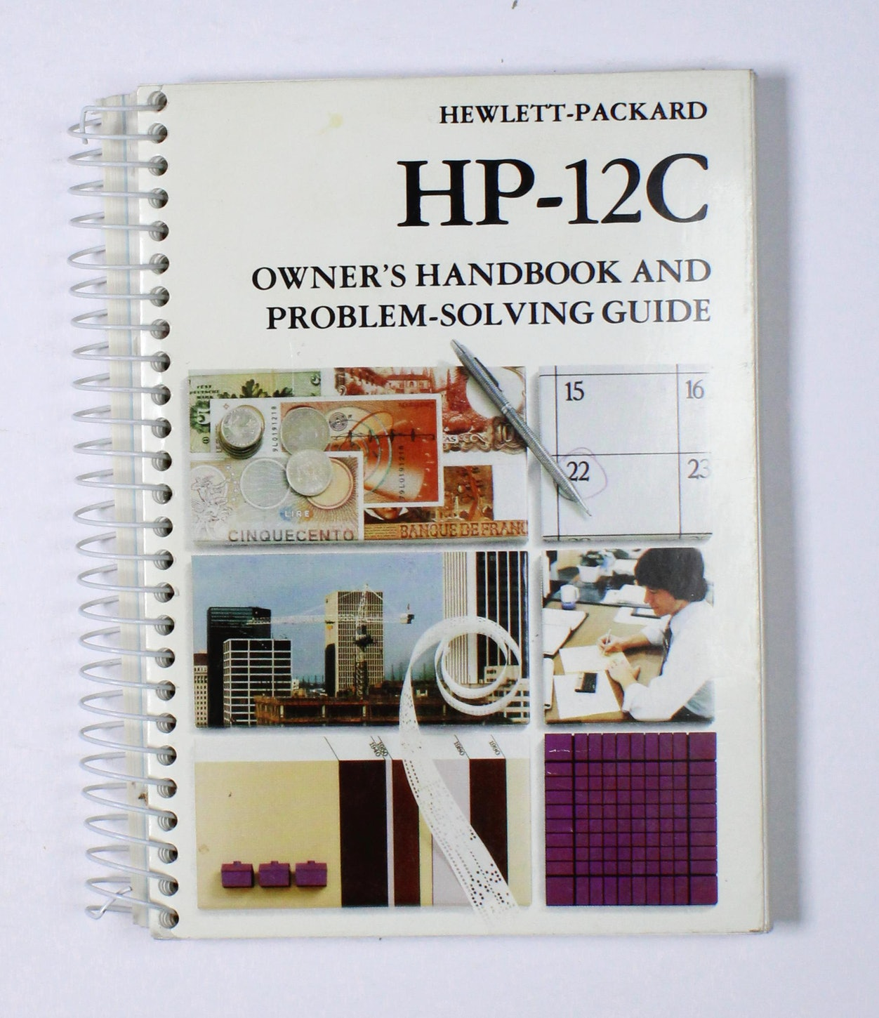 HP-12C Owner's Handbook and Problem Solving Guide