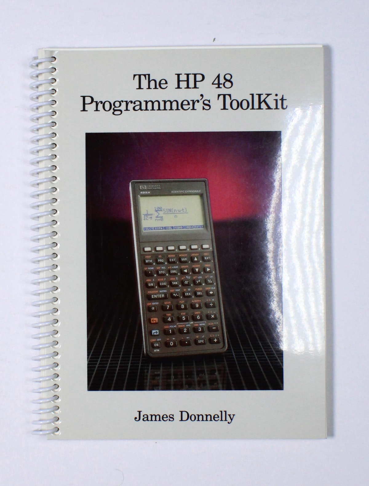 The HP 48 Programmer's ToolKit