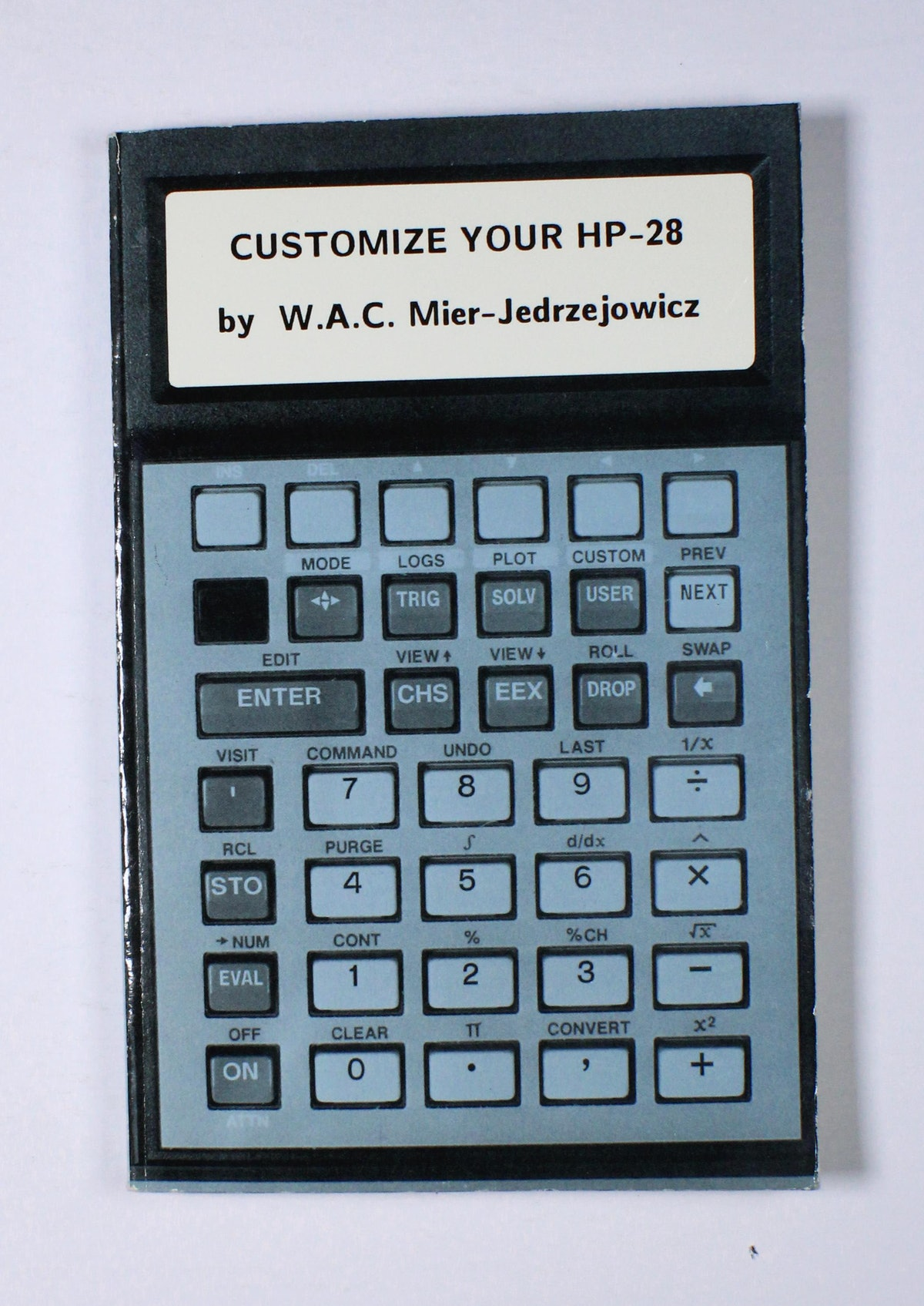 Customize Your HP-28