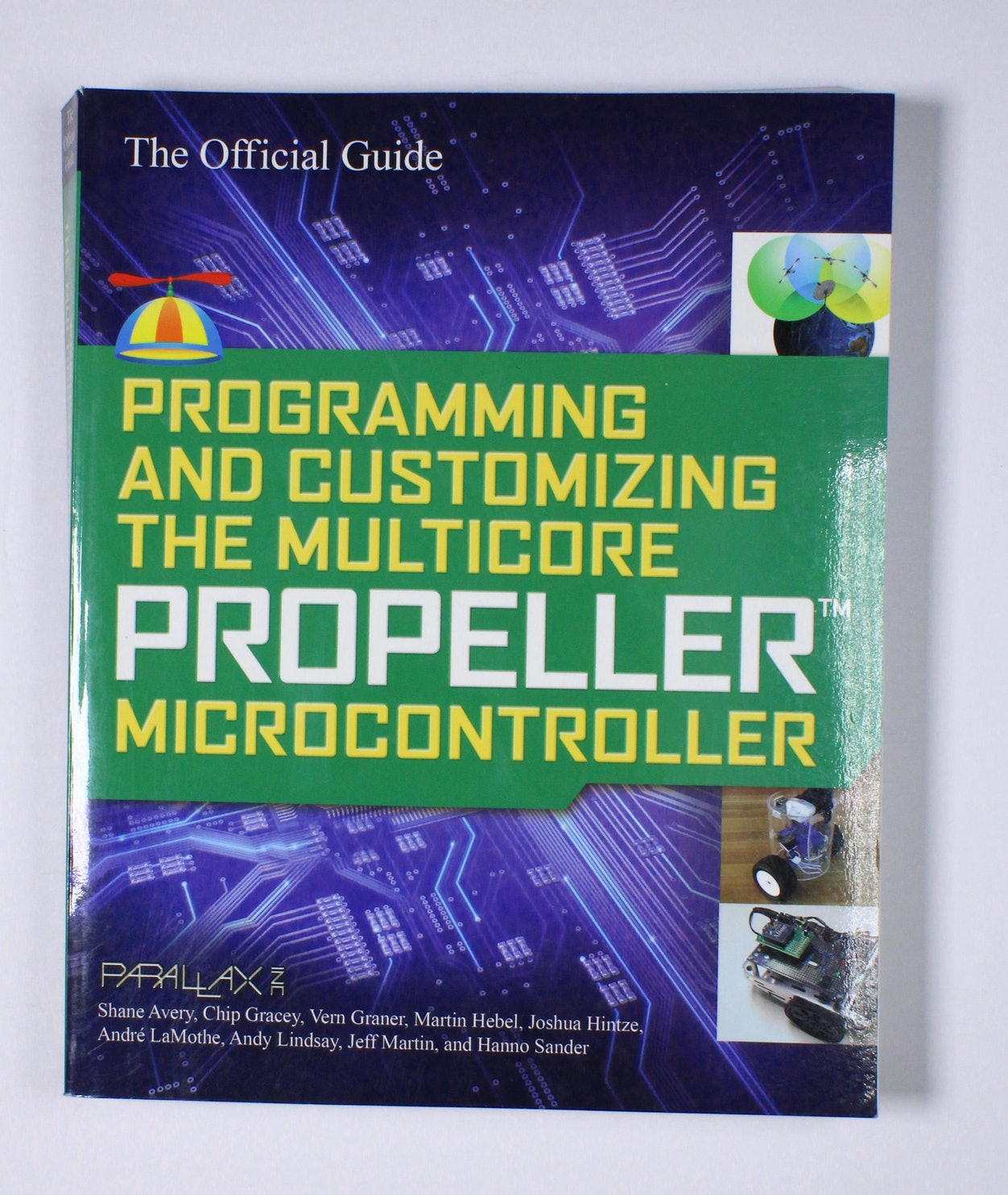 Programming and Customizing the Multicore Propellor Microcontroller