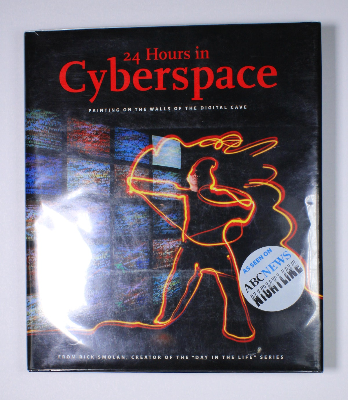 24 Hours in Cyberspace