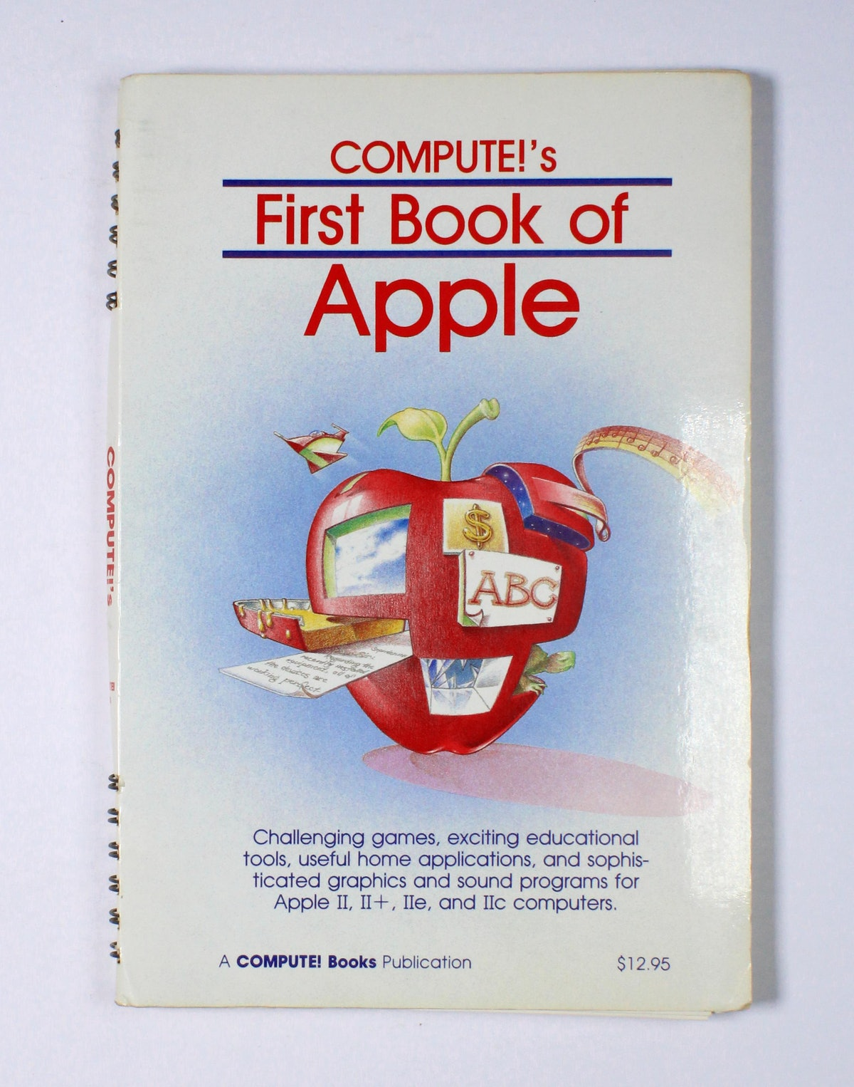 COMPUTE!'s First Book of Apple