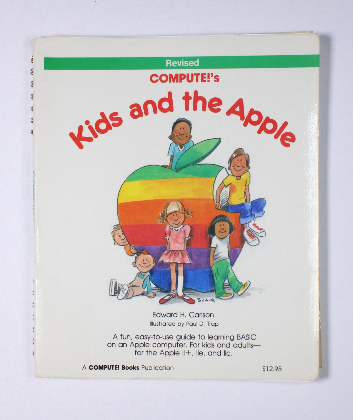 COMPUTE!'S Kids and the Apple