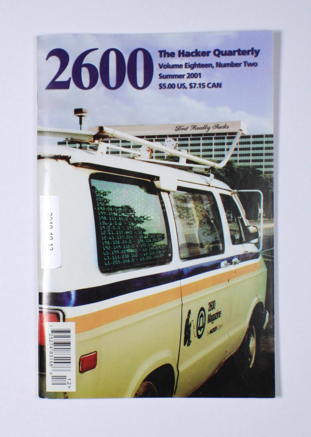 2600 The Hacker Quarterly