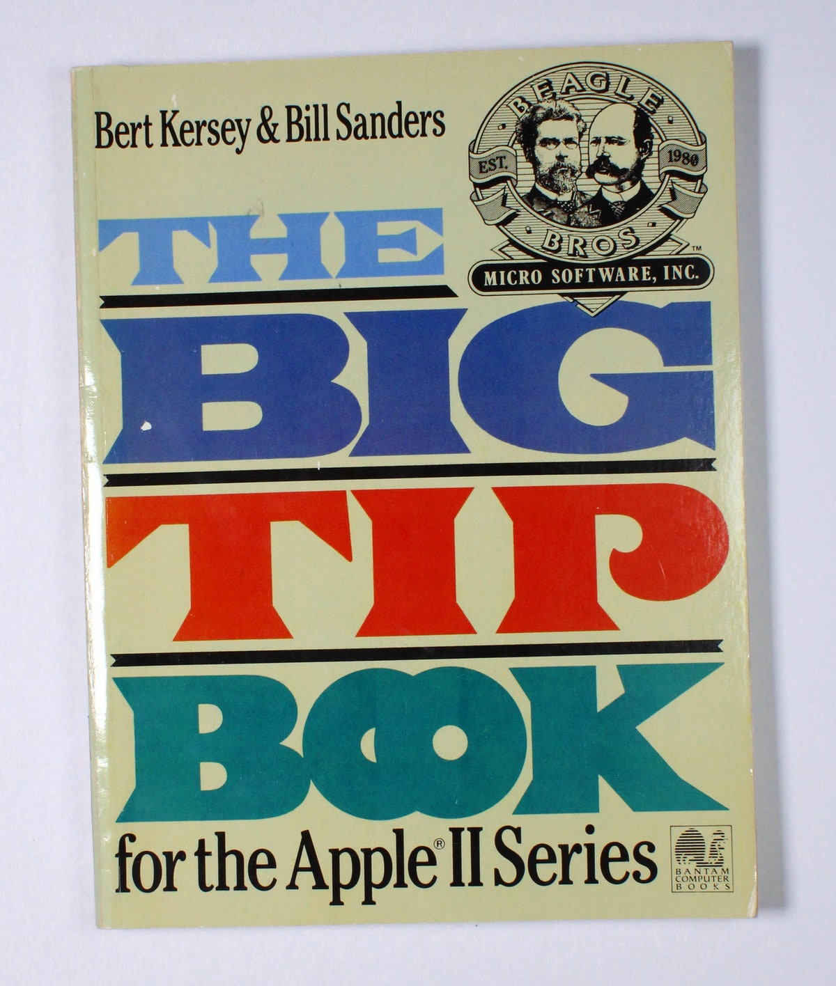 The Big Tip Book for the Apple II Series