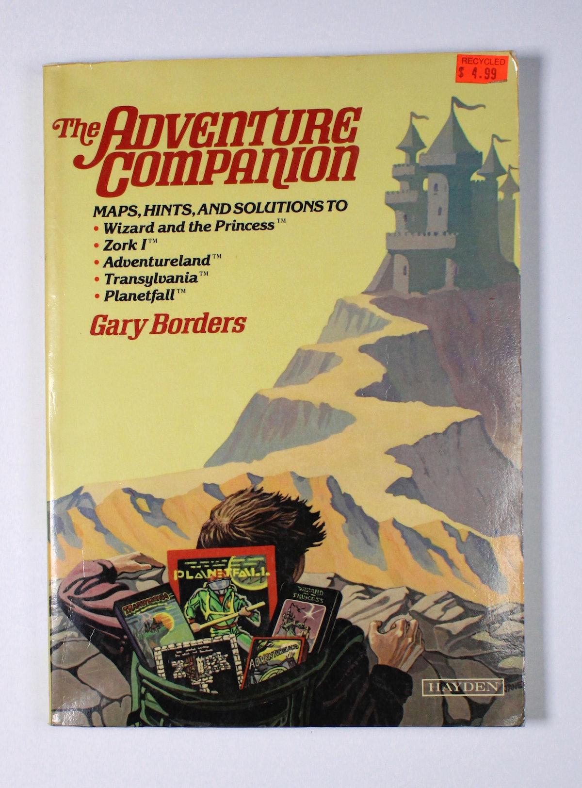 The Adventure Companion