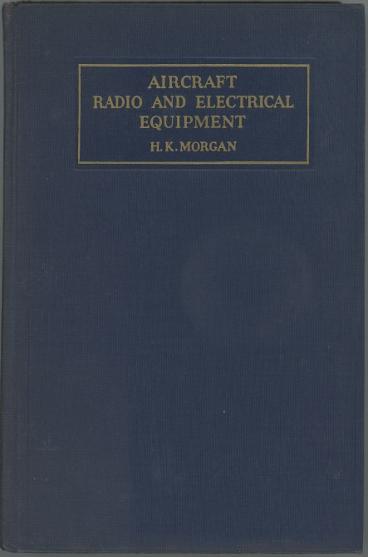 Aircraft Radio and Electrical Equipment