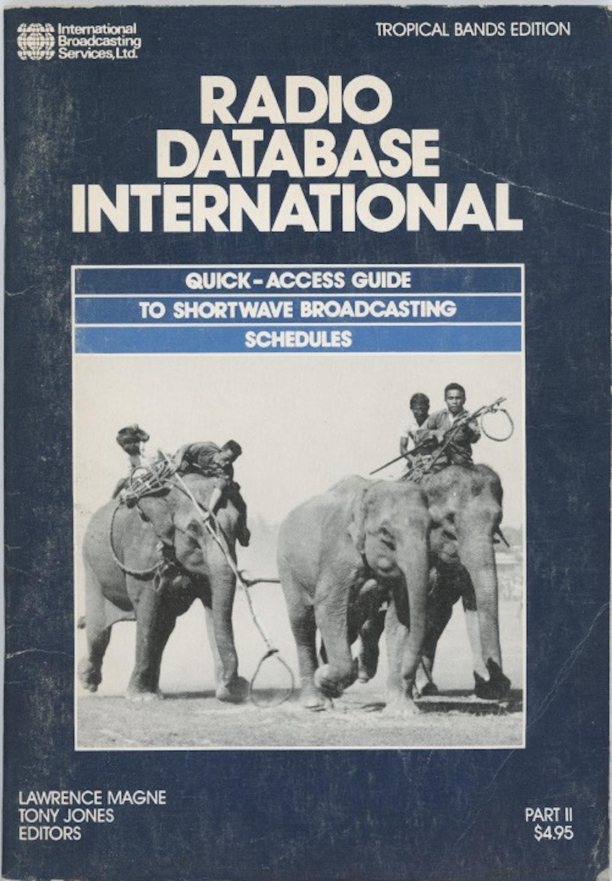 Radio Database International: Part II Tropical Bands Edition