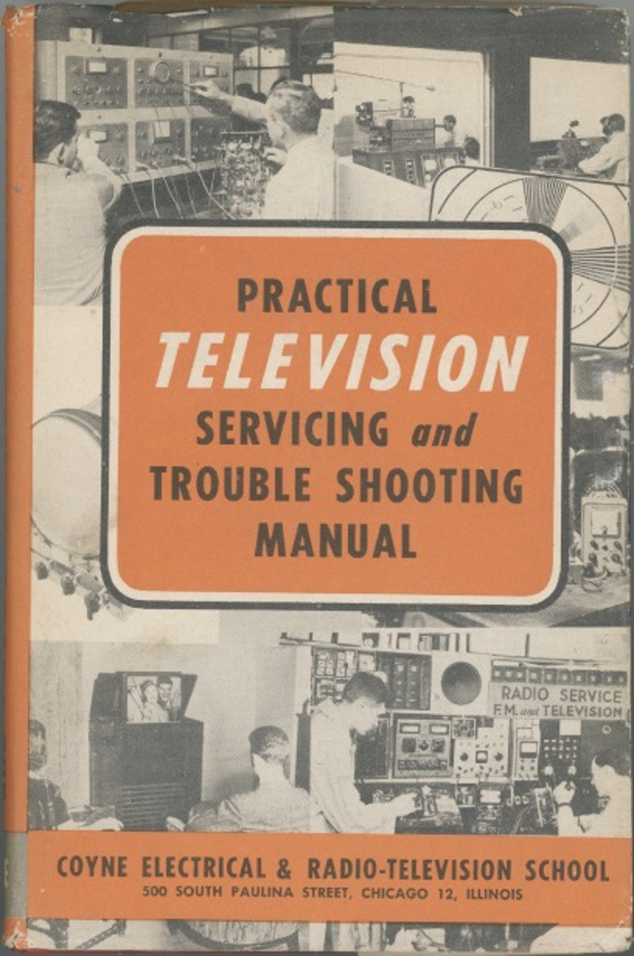 Practical Television Servicing and Trouble Shooting Manual