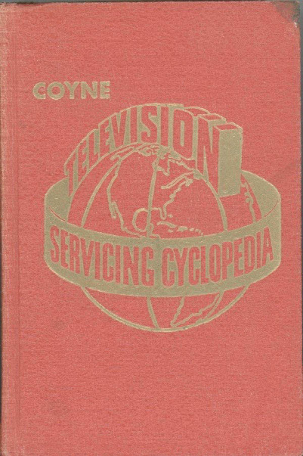 Television Servicing Cyclopedia