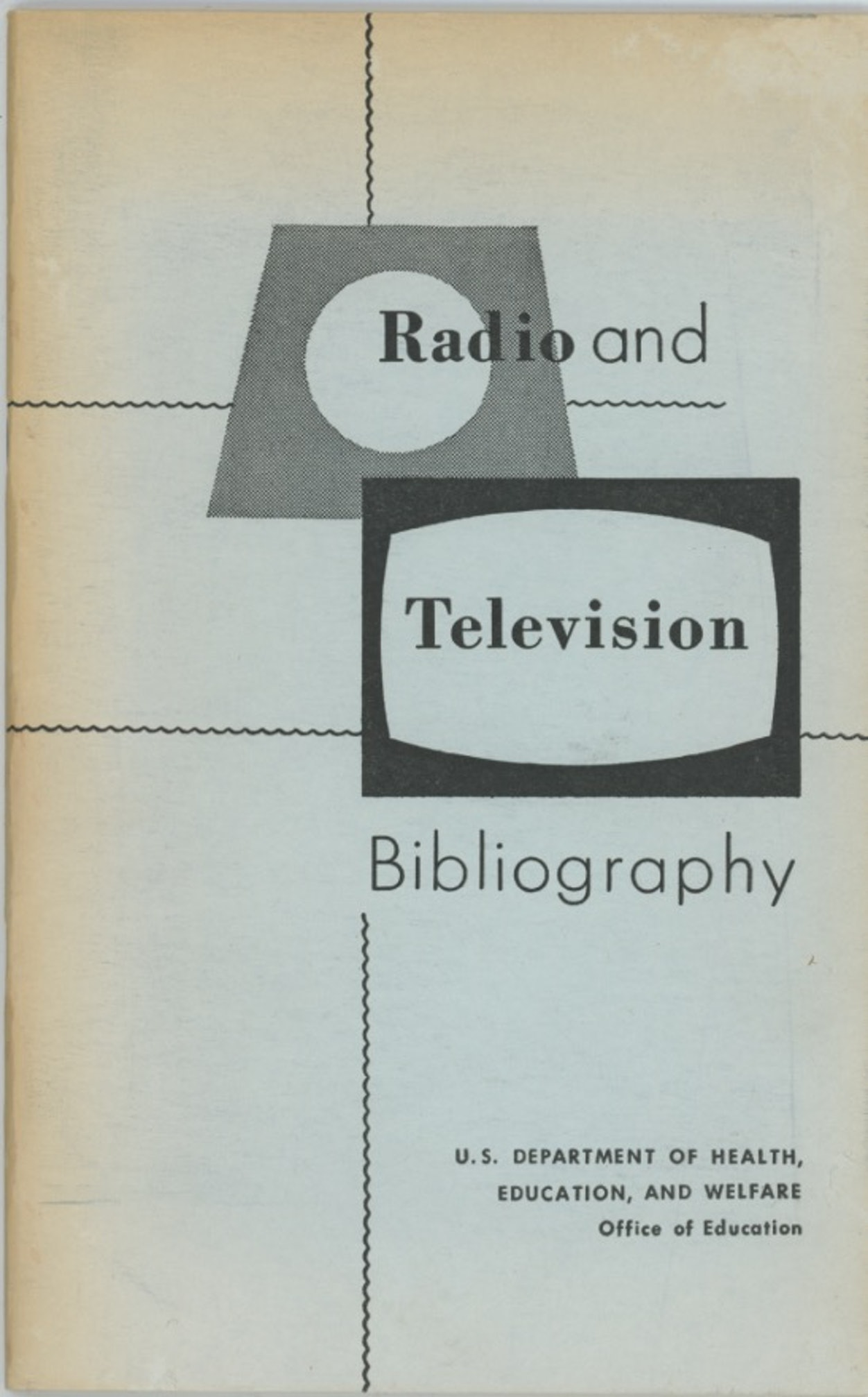 Radio and Television Bibliography