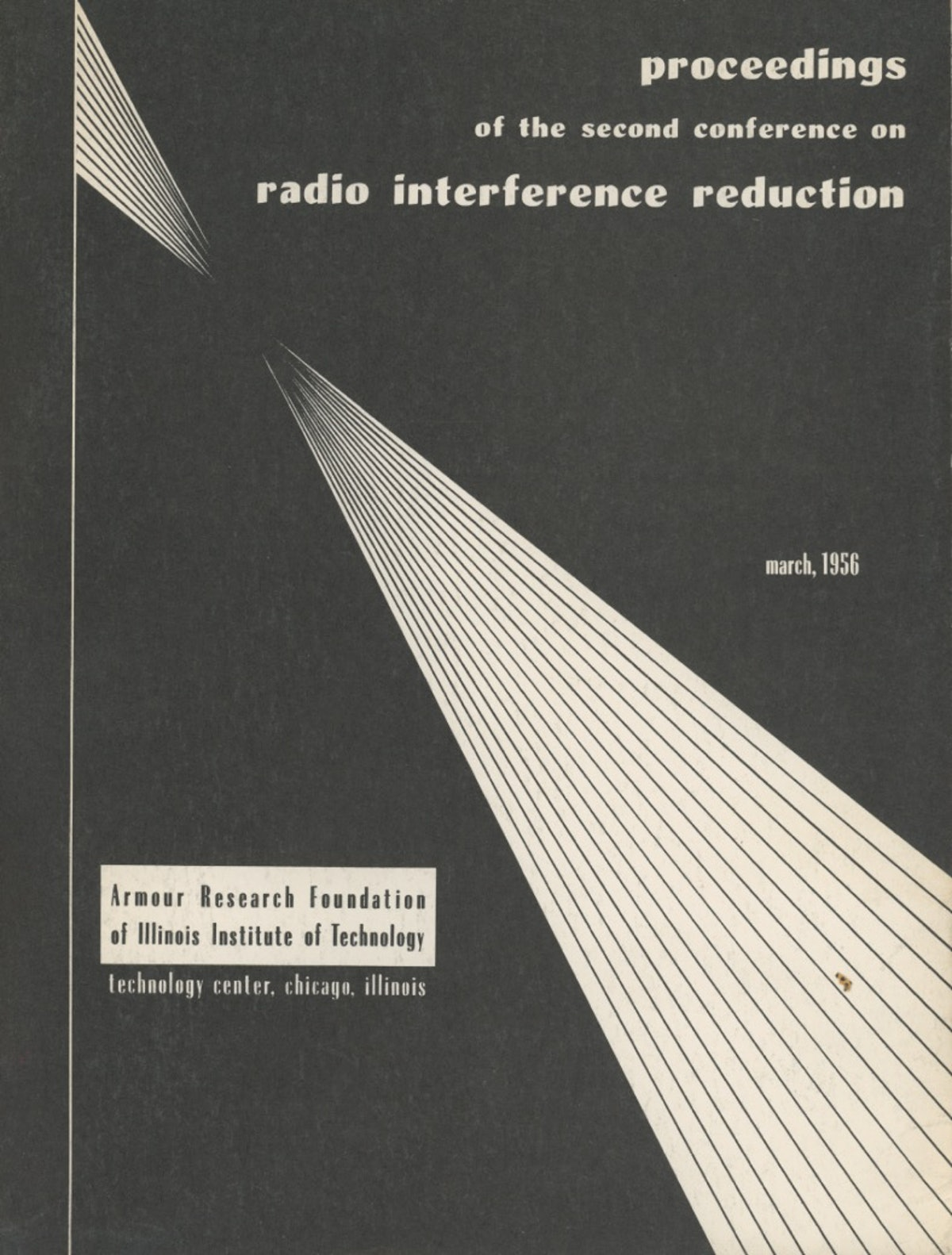 Proceedings of the Second Conference on Radio Interference Reduction