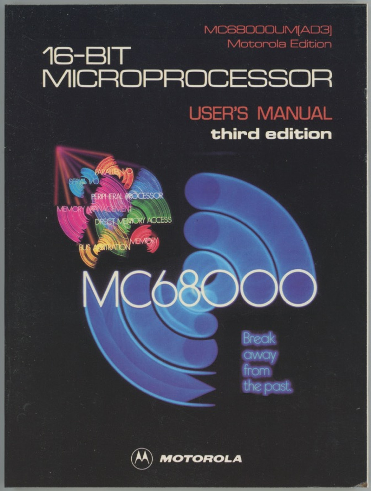 16-Bit Microprocessor User's Manual