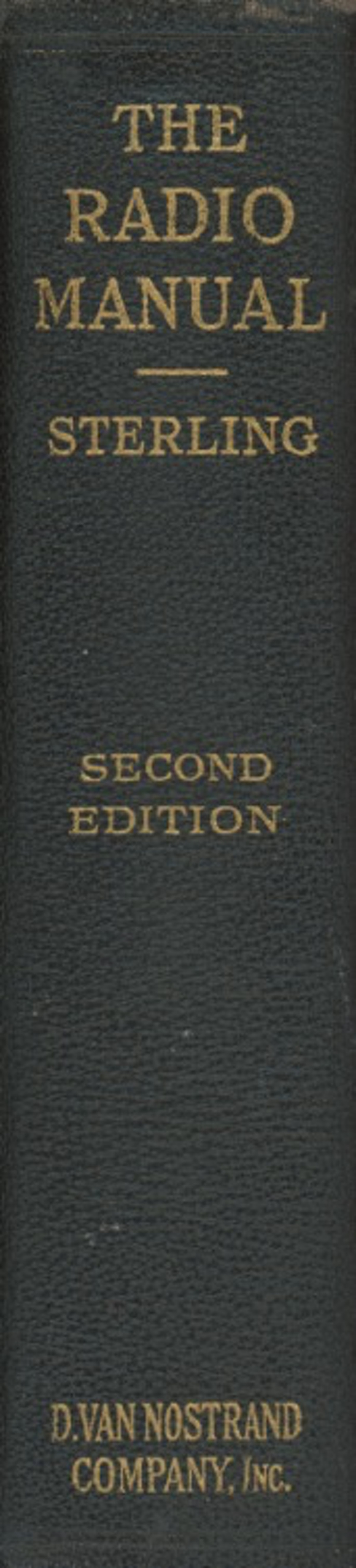 The Radio Manual